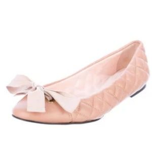 RED VALENTINO FLATS  Pink size 7.5